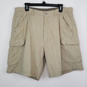 REI Cargo Shorts Size 36